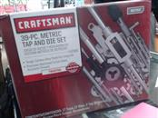 CRAFTSMAN Tap & Die 39 PIECE TAP AND DIE SET - METRIC